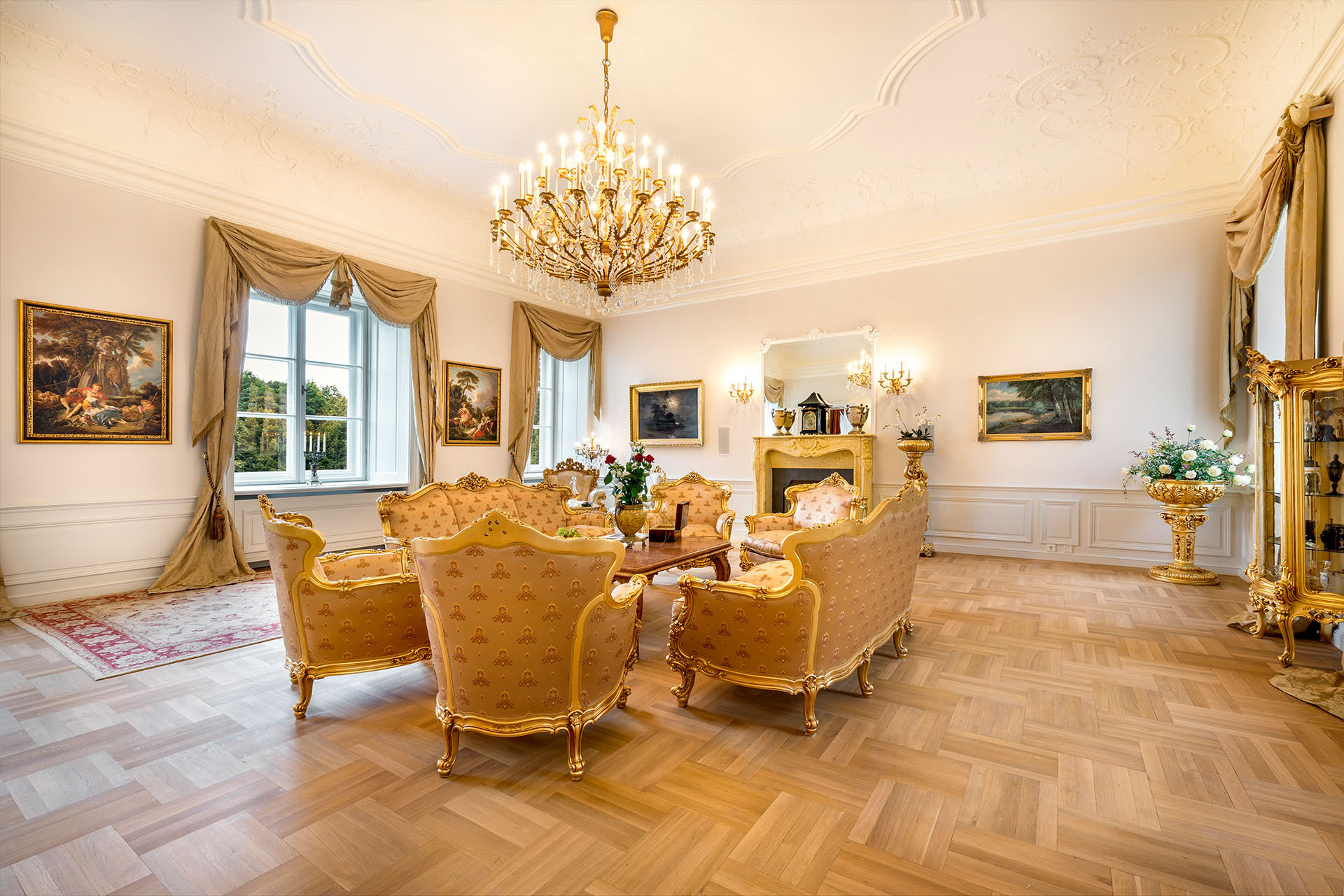 Decor Versaille Trendy Home Decor Largesize Versailles Dining Rooms